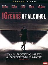 16 Years of Alcohol, Good DVD, Stuart Sinclair Blyth, Susan Lynch, Kate Robbins,