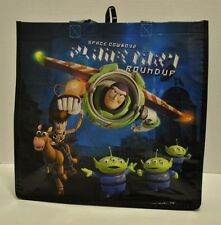 Toy Story Disney Pixar Buzz Lightyear Woody Reusable Bag for School Toys NEW