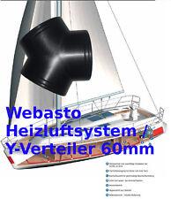 Webasto Heizluftsystem / Y-Verteiler 60mm