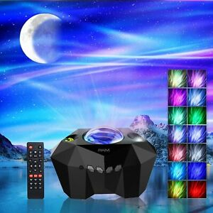 Galaxy Star Projector 3 in 1 LED Galaxy Starry  Night Light for Adult Child