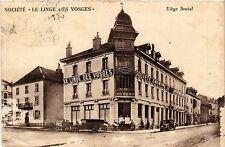 """CPA  Société """"Le Linge des Vosges """" - Siége Social (455784)"""