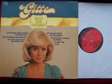Gitte - Stars Hits Evergreens        klasse German MFP  LP