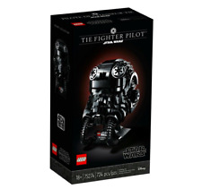 LEGO® Star Wars™ | 75274 TIE Fighter Pilot™ Helm | Seltenes Set | NEU + OVP MISB