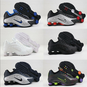 Shox TL R4 Men's Trainers Running Sports Shoes Casual shoes Multiple size New