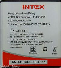 Replacement Intex 375557AR Battery For Intex Aqua Q5 with 1600mAh