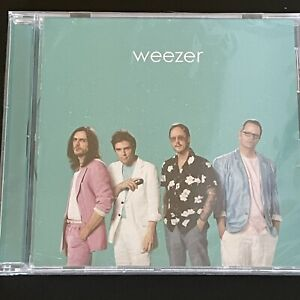 WEEZER - (TEAL ALBUM) Brand New CD