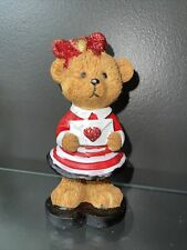 Valentines Day Decor Bear / 5 Inches Tall