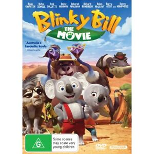 Blinky Bill: The Movie DVD