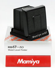 MAMIYA RB Pro S  SD LICHTSCHACHTSUCHER --- WAIST LEVEL FINDER  WLF   NEU / NEW