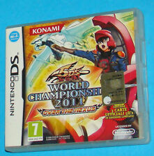 Yu-Gi-Oh! World Championship 2011 - Over The Nexus - Nintendo DS NDS - PAL