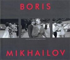 Boris Mikhailov The Hasselblad Award 2000 First Edition review copy 2001 #110644
