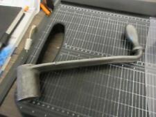 Vintage Forged Fairmount 10 Machinist Vise Crank Handle 78 Square Hole