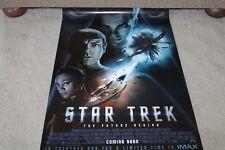 "STAR TREK ""The Future Begins"" 24x36 International Style Poster  MINT-NEW"