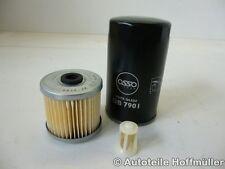 Filterset Filter Dieselfilter Ölfilter Vorfilter Multicar M25 M24 NEU