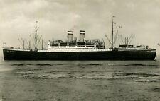 AK Dampfer Hamburg 1936 Hamburg-Amerika Linie HAPAG Steamer