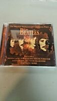 The Mayfair Philharmonic Orchestra Plays the Beatles CD VERY RARE LOOK