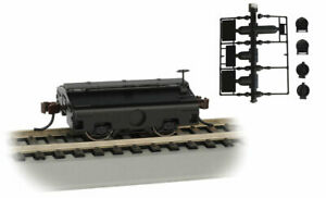 Bachmann-Scale Test Weight Car - Ready to Run with Uninstalled Details -- Undeco