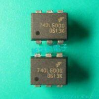 1PCS 740L6000S Encapsulation:DIP