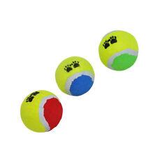 6 X Tennisball - Hundespielzeug - Tennisbälle für Hunde ca. 6 cm