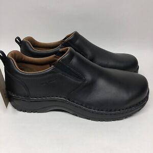 Red Wing Steel Safety Toe Slip-on Protective Loafer Shoes 3550 Men's Size 10.5