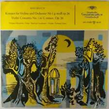 Max Bruch - Wolfgang Schneiderhan , Violine · Ba Vinyl Schallplatte - 140650