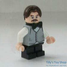 Lego Harry Potter Minifig -  Professor Flitwick, Two Faces - ID 75964 - NEW
