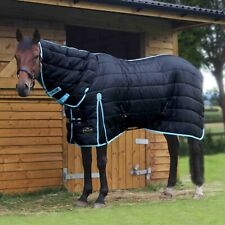 Gallop 300gsm Heavy Horse Pony Comb Fixed Neck Stable Quilt Rug 7'0'' LAST ONE