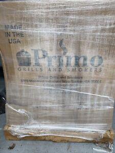 Primo Oval LG 300 Ceramic Kamado Grill & Smoker