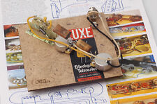 """Prewired Assembly fits Fender® TE / Blackguard 52-53' Luxe Caps /CTS """"TVT"""" Pots"""