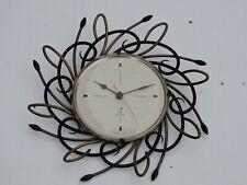 Horloge Pendule Vintage  JAZ transistor France LIC ATO   Fonctionne !!