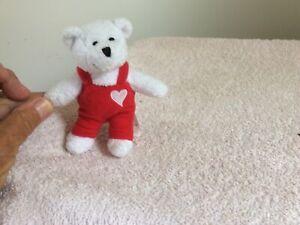 Small Hallmark Valentine's Bear