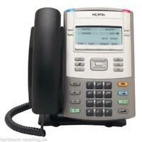 Nortel Téléphone IP 1120E - Téléphone-voip - Sip - 4 Lignes - NTYS03