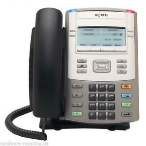 Nortel IP Phone 1120E - VoIP-Telefon - SIP - 4 Leitungen - NTYS03
