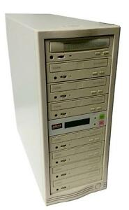 ALERA TECHNOLOGIES ALERATEC 1:7 CD COPY TOWER MODEL 40 (2 AVAILABLE)