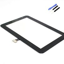 Black Replacement Fr Samsung Galaxy Tab 2 7.0 Glass Touch Screen Digitizer P3110