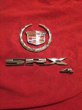 2008 CADILLAC SRX 4 REAR EMBLEMS   (305)