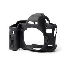easyCover Pro Silicone Skin Camera Armor Case to fit Canon EOS 6D MkII - Black