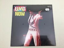 Elvis Presley - Elvis Now LP - 1972 Album Record SEALED NEW