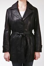 Women's Casual Leather Trench Coats, Macs Zip Coats & Jackets