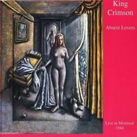 King Crimson - Absent Lovers - Live in Montreal 1984 [New CD] UK - Import