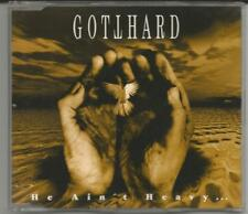 """GOTTHARD """"He ain´t heavy,he´s my Brother"""" Single CD 1996 (One Life,One Soul)"""