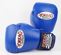 BOXING GLOVES YOKKAO MATRIX 14oz Muay Thai Kickboxing MMA Premium Leather