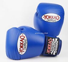 YOKKAO MATRIX BOXING GLOVES 16oz Muay Thai Kickboxing MMA Karate