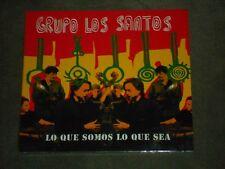 Grupo Los Santos Lo Que Somos Lo Que Sea (CD, 2016) sealed