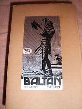 Billiken Baltan Seijin vinyl Model Kit défait en Haute Qualité Box RARE