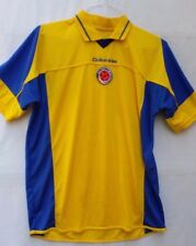 Colombia National Football Soccer Jersey Federacion Colombiana De Futbol Size XL