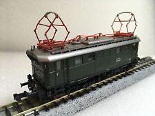 Liliput L162542 - N Gauge Class E44 505 Electric BoBo Loco Green/silver DB EpIIl
