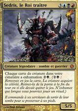 *MRM* FR sedris le roi traitre - the traitor king MTG Shard
