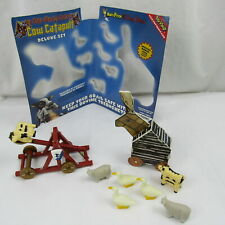 Monty Python & The Holy Grail Cow Catapult Deluxe Set Used