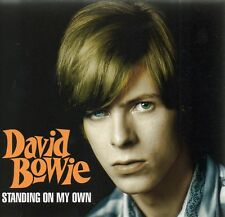DAVID BOWIE - STANDING ON MY OWN (1st EVER BOWIE RECORDING)  CD CARDBOARD SLEEVE
